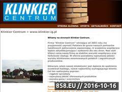 Miniaturka domeny klinkier.ig.pl
