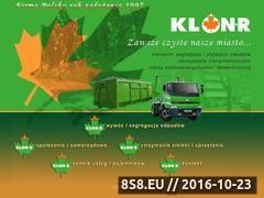 Miniaturka domeny www.klon.waw.pl