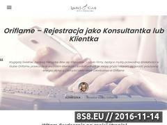 Miniaturka domeny klub-konsultantek.pl
