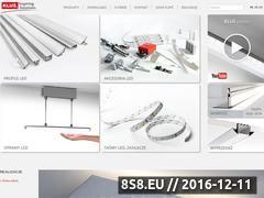 Miniaturka Profile LED, oprawy LED, akcesoria LED - Kluś Design (klusdesign.pl)