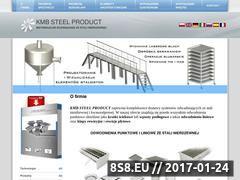Miniaturka domeny www.kmb-steelproduct.eu