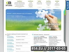 Miniaturka domeny www.kmstudio.com.pl