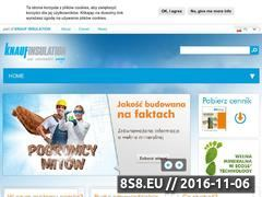 Miniaturka domeny knaufinsulation.pl