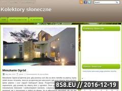 Miniaturka domeny kntsolar.pl