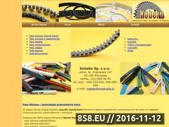 Miniaturka domeny www.kobeko.com.pl