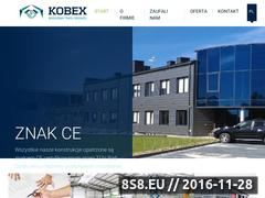 Miniaturka domeny kobexstal.pl