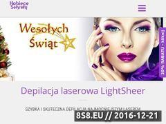 Miniaturka domeny kobiecesekrety.com.pl