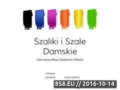 Miniaturka domeny kochamszale.pl