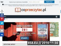 Miniaturka domeny kochamyksiazki.pl