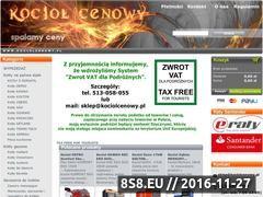 Miniaturka domeny kociolcenowy.pl