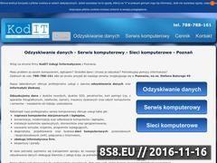 Miniaturka domeny kodit.pl