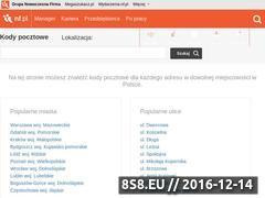 Miniaturka domeny kody-pocztowe.nf.pl