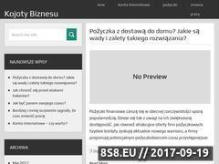 Miniaturka domeny kojotybiznesu.pl