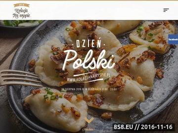 Zrzut strony Wydarzenia kulinarno-kulturalno-rozrywkowe w Bydgoszczy