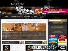 Miniaturka domeny www.kolczykiartystyczne.pl
