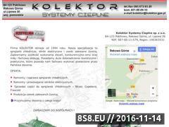 Miniaturka domeny www.kolektor.gpe.pl