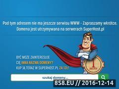 Miniaturka domeny koliberndm.website.pl
