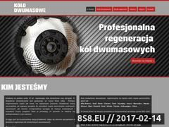 Miniaturka domeny kolo-dwumasowe.com.pl