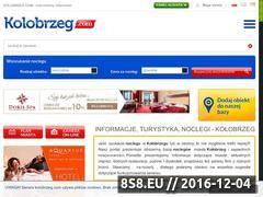 Miniaturka domeny kolobrzeg.com
