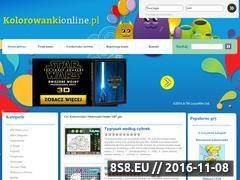 Miniaturka domeny kolorowankionline.pl