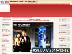 Miniaturka domeny komandorbm.pl