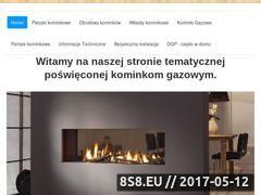 Miniaturka domeny kominekgazowy.pl