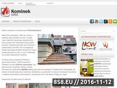 Miniaturka domeny www.komineklodz.pl