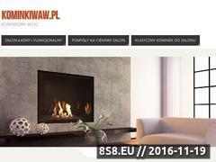 Miniaturka domeny kominkiwaw.pl