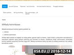Miniaturka domeny kominkowy-wklad.pl