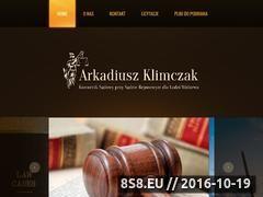 Miniaturka domeny komornik-klimczak.lodz.pl