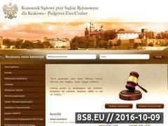 Miniaturka domeny www.komornikwkrakowie.pl