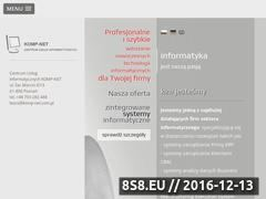 Miniaturka domeny komp-net.eu