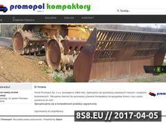 Miniaturka domeny www.kompaktor.pl