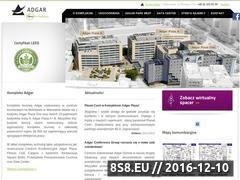 Miniaturka domeny kompleks-adgar.pl
