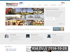 Miniaturka domeny kompservis.pl