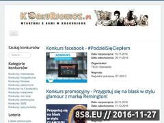 Miniaturka domeny konkursowicz.pl