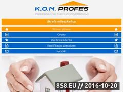 Miniaturka domeny konprofess.pl