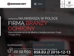 Miniaturka domeny www.konsalnet.pl