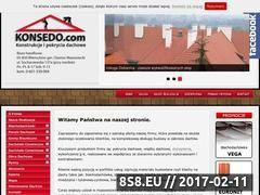 Miniaturka domeny konsedo.com