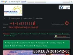 Miniaturka domeny www.konsorcjum.com.pl