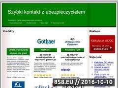 Miniaturka domeny kontakty.org.pl