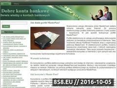 Miniaturka domeny www.kontanabank.pl