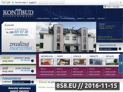 Miniaturka domeny www.kontbudnieruchomosci.com