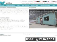 Miniaturka domeny www.kontenery.weldon.pl