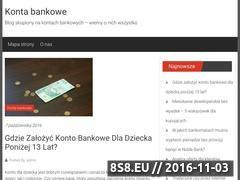 Miniaturka domeny konto-bankowe.org.pl
