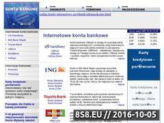 Miniaturka domeny www.konto-internetowe.eu