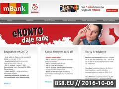 Miniaturka domeny www.kontombank.strefa.pl