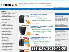 Miniaturka domeny www.kontrast.pl