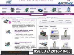 Miniaturka Programowalne Kontrolery GSM/GPRS | Linux Embedded (www.kontrolery-gprs.pl)