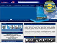 Miniaturka domeny www.konwektorslask.pl